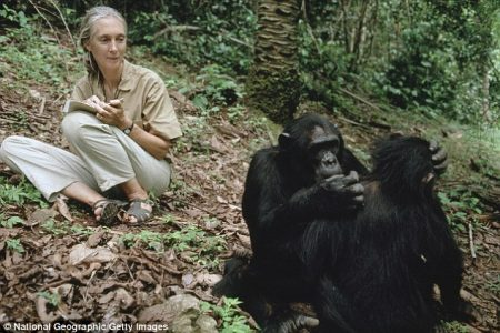 Jane Goodall speaking tour of Australia