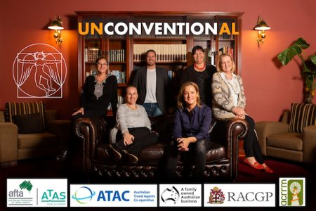 Unconventional Conventions and Convention Travel Merger
